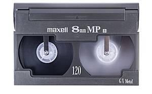 Hi8 video tape conversion